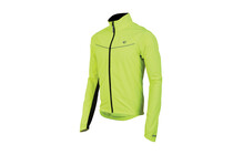 PEARL iZUMi Select Thermal Barrier Jacket screaming yellow